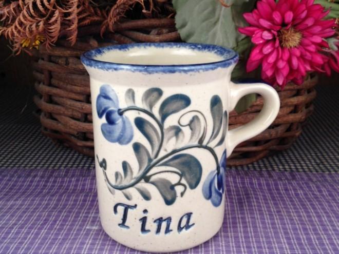 Bujno Pottery Stoneware Mug