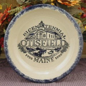 Custom Handmade Pottery Pie Plate